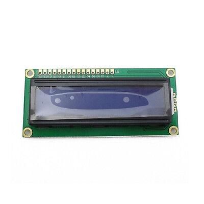 5v Hd44780 1602 Lcd Display Module 16x2 Character Lcm Blue Blacklight Abundant