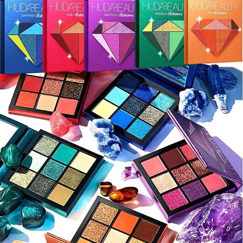 Fashion HUDA Beauty Eyeshadow Lidschatten Palette Limited Edition Begrenzte +Box