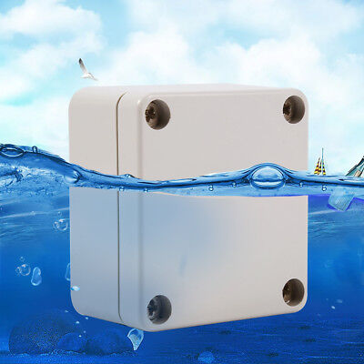 65x60x35mm Ip66 Waterproof Abs Junction Box Enclosure Case Outdoor Terminal Box