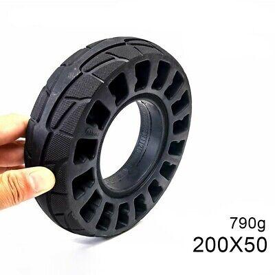Resistente Neumático 20.3cm Eléctrico Scooter 8X2 No Inflado Práctico Útil
