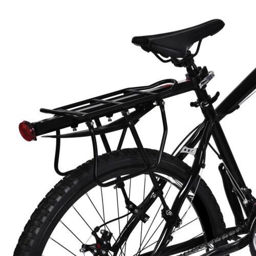 Universal Fahrrad Gepäckträger Für Mountainbike Aluminiumlegierung bis10KG DHL