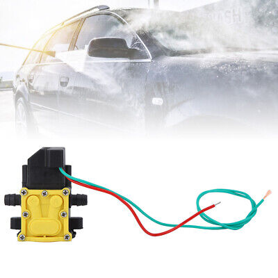 Garden Self-priming Pump Electric Sprayer Water Pump Diaphragm Pressure Pump 12v