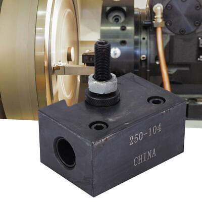 Axa 4 Quick Change Heavy Duty Boring Bar Cnc Tool Post Holder 250-104