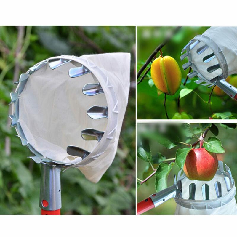 Picker Kopf Obstkorb Kommissionierung Harvester Gartenbau Gartenbau Werkzeug  X