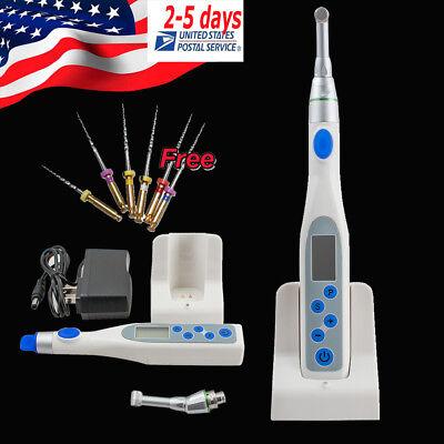 Dental Mini Wireless Endodontic Treatment Micromotor Endo Motor Handpiece 161