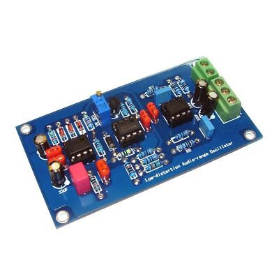 Assembled Low Distortion Audio Range Oscillator 1khz Sine Wave Signal Generator
