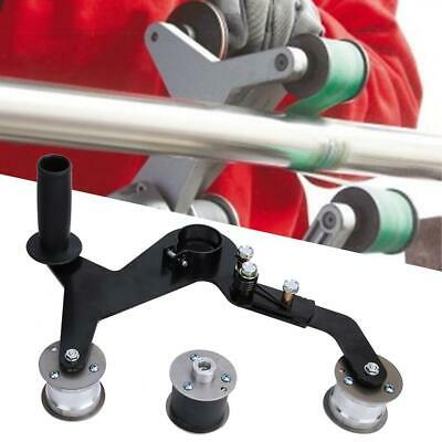 Portable Tube Pipe Belt Sanders Polisher Grinder Sanding Polishing Machine New