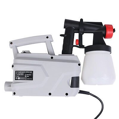 Electric Paint Spray Zoom Gun Fence Painting Sprayer Painting Indoor Outdoor New Ebay