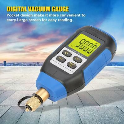 Vmv-1 High Precision Digital Vacuum Gauge For Atmospheric Environment 0-50c Gs