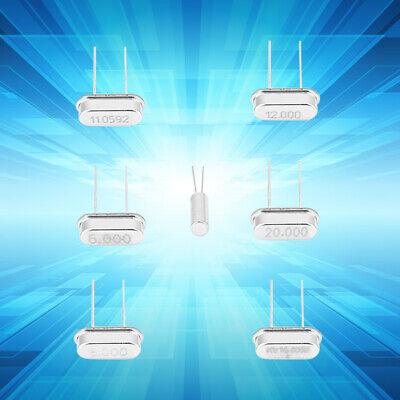 35pcs 7 Values Oscillator Kit 32.768k 6m 8m 11.0592m 12m 16m 20m