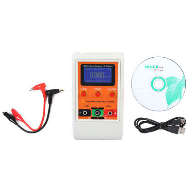 In Circuit Meter Automatic Range Inductance Capacitance Resistance Tester