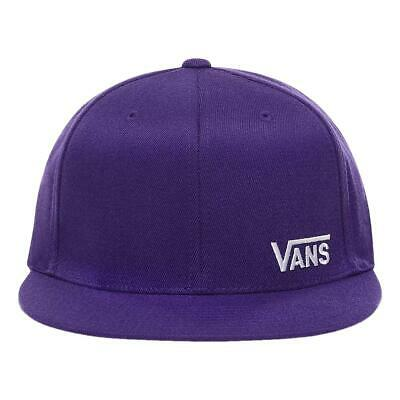 NEW Men's Vans Splitz Cap - Heliotrope BNWT