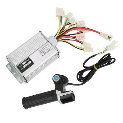 1000W Controlador de bicicleta eléctrica de cepillo acelerador de pulgar multifu