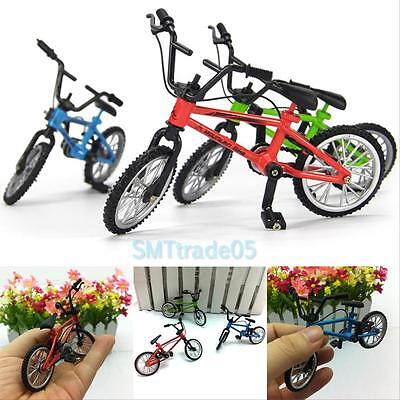 Hot Tech Deck Finger Bike Bicycle Finger Board Boy Kid Children Wheel BMX ToyS