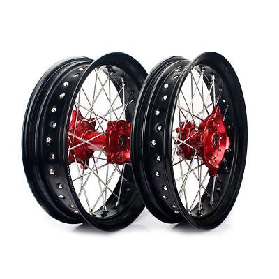 New Honda XR650l Supermoto Wheels set 1993 to 2021