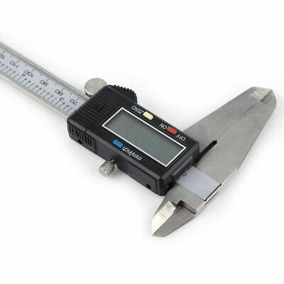 300mm12inch Lcd Digital Electronic Vernier Caliper Gauge Micrometer Ruler Tool