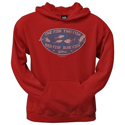 Dr. Seuss - Catch Of The Day (Dr Seuss Hoodies)