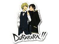 *Legit Poster* Durarara Anime Mikado Izaya Shizuo Group on Beach Wallscroll#5860