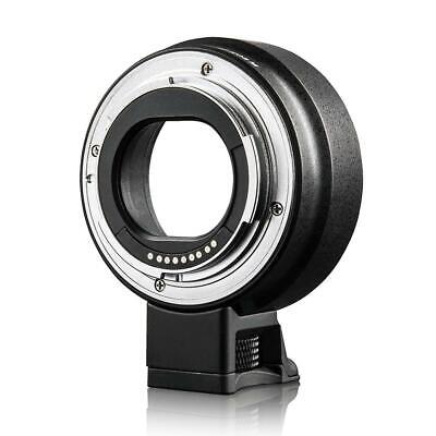 Canon EF-EOS M AF Adaptador de montaje para Objetivo Canon EF-S a...
