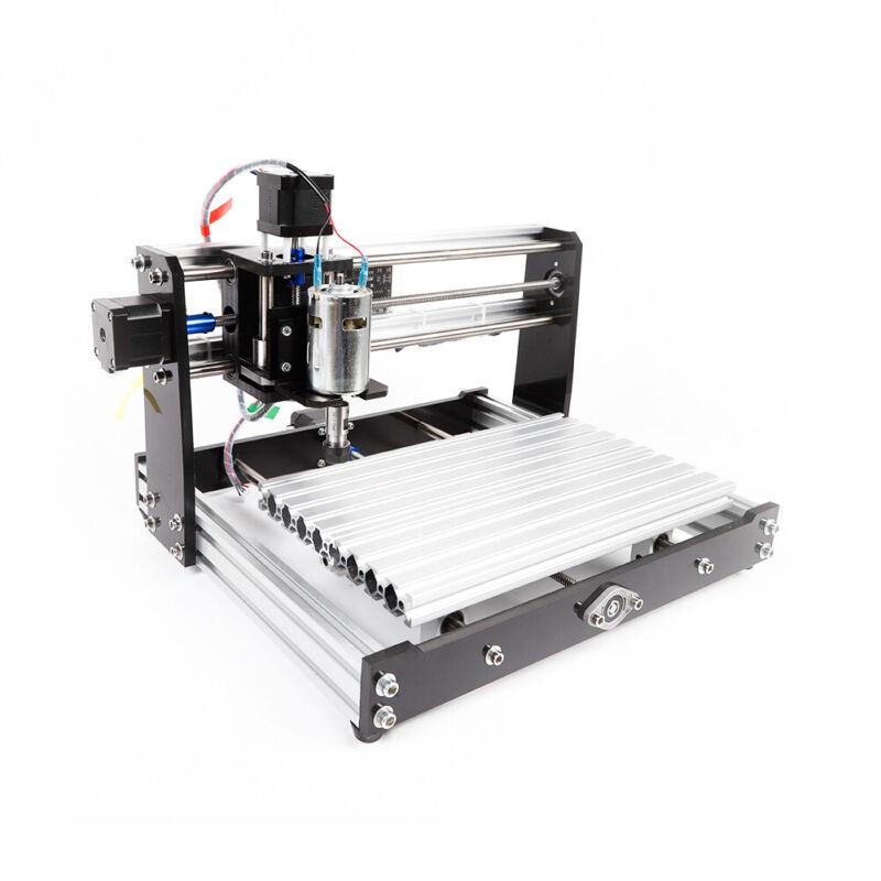 CNC Engraving Machine Laser Engraver Desktop PVC Cutting Machine CNC3018 Pro