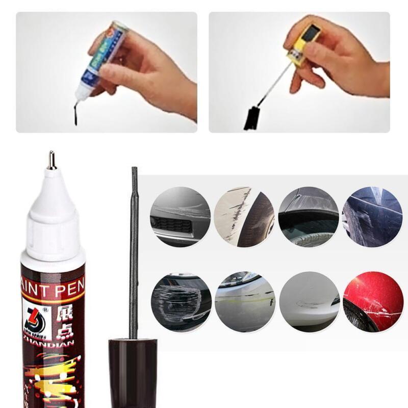 Details about 2018 Touch Up Pens Car Auto Scratch Repair Remover Paint Pen  Clear Coat Pro Hot