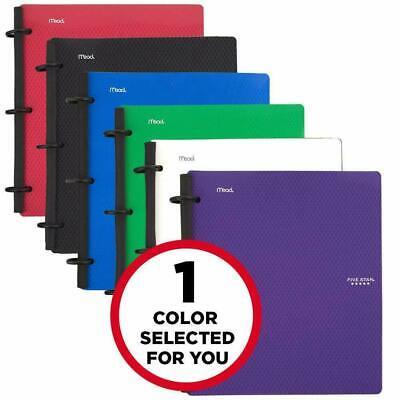 Five Star Flex Hybrid NoteBinder 1 Inch Binder Notebook and Binder
