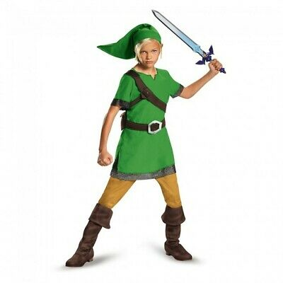 Baby Zelda Halloween Costume (Nintendo The Legend Of Zelda Video Game Child Halloween Costume Boys Link)