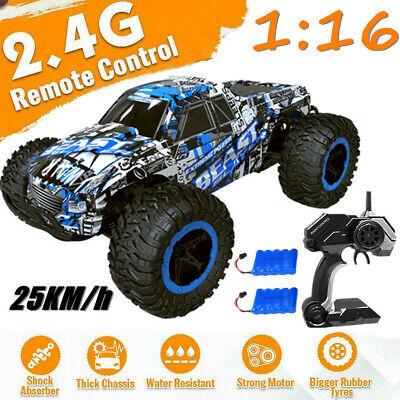 1:16 RC Monster Truck ferngesteuertes Auto Buggy Geländewagen 2,4 Ghz.RTR 25Km/h