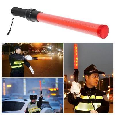 Outdoor Led Traffic Baton Safety Signal Warning Flashing Wand Police Baton