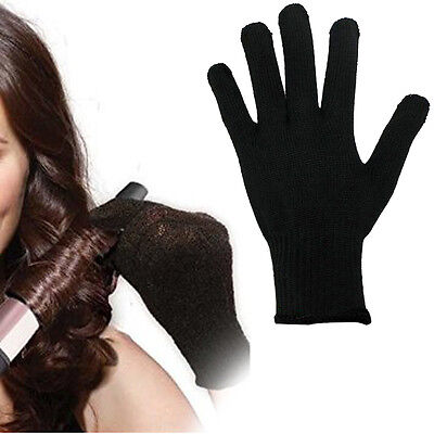 Heat Resistant Glove for Hair Tools as Curling Flat Irons Flat Straightener New