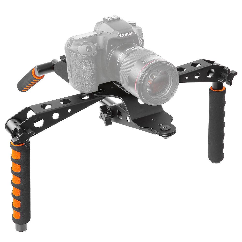 Neewer Aluminium Alloy Foldable Rig Movie Kit Film Making Sy