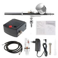 ​mini Tattoo Precision Airbrush Nail Specific Air Pump Compressor Model Tool