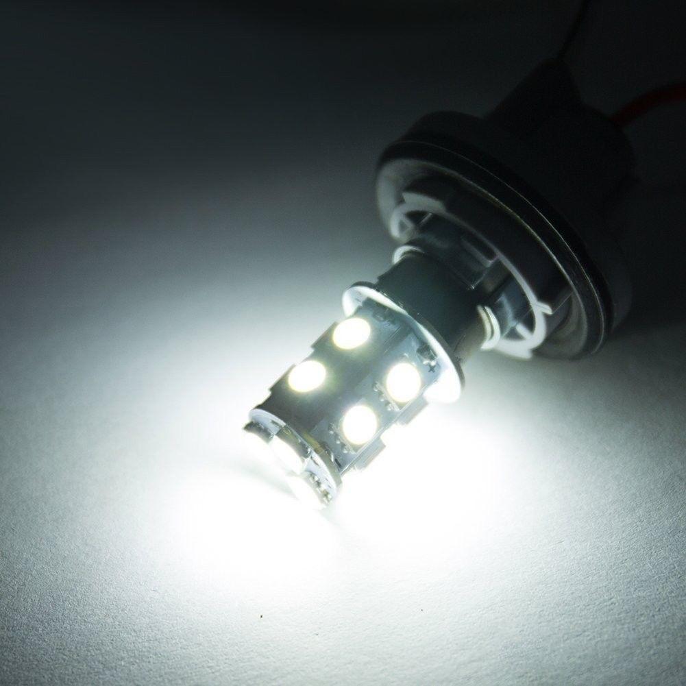 ::20Pc DC12V 1156 1003 1141 13 SMD Interior RV Camper White LED Tail Backup Bulb