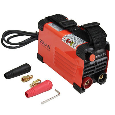 Mma-250 Mini Mma Arc Welder Handheld Soldering Welding Machine 220v