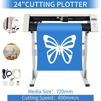 24inch Plotter Machine Vinyl Cutter Plotter Sign Cutting Plotter Equipmentstand