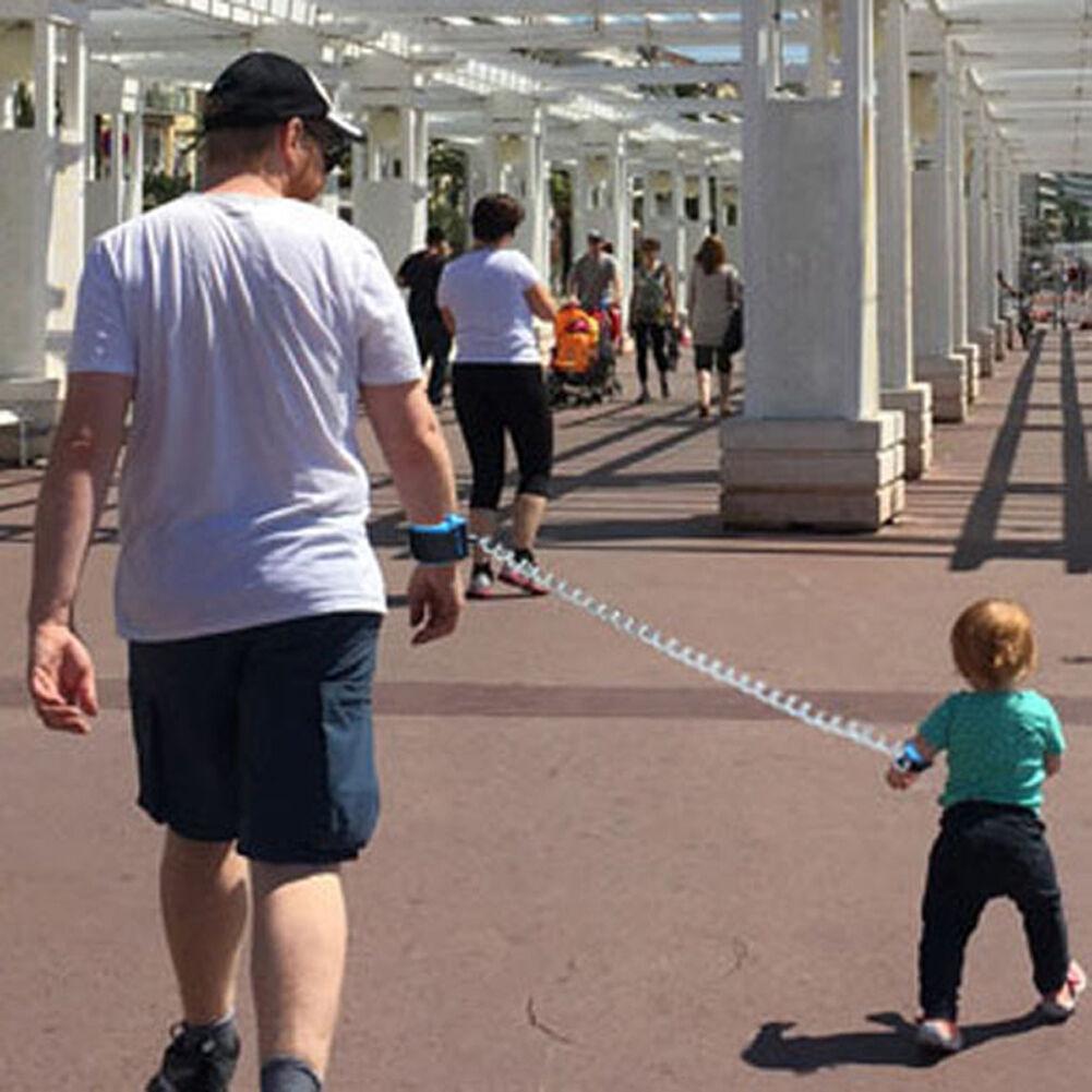 Kleinkind Kinder Sicherheitsgurt Anti-Lost Strap Handgelenk Leine Handgurt