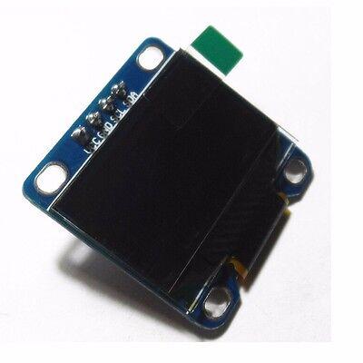 "DIYmall 0.96"" Yellow& Blue 128X64 OLED I2C IIC Serial LCD LED Display Module"