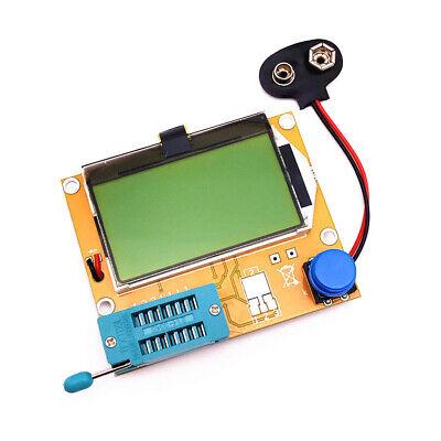 Multifunction Resistor Tester Transistor Graphic Esr Capacitor Inductance