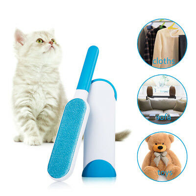 Magic Fur Pet Dog Hair Lint Remover Cloth Sofa Fabric Brusher Cleaning