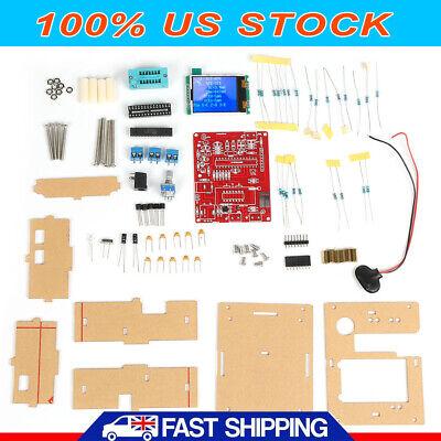 Gm328 Component Tester Transistor Diode Capacitor Inductor Resistor Esr Meter