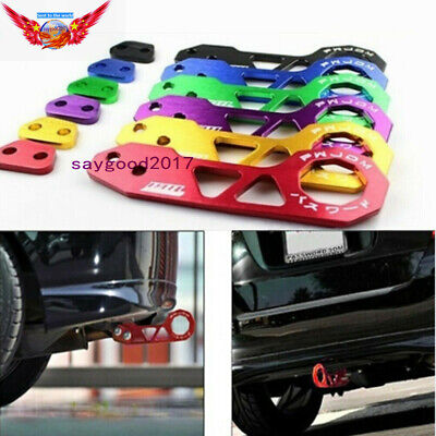 Trailer Hitch Car - JDM trailer hook universal Car modification rear bumper car civic towing Hitch
