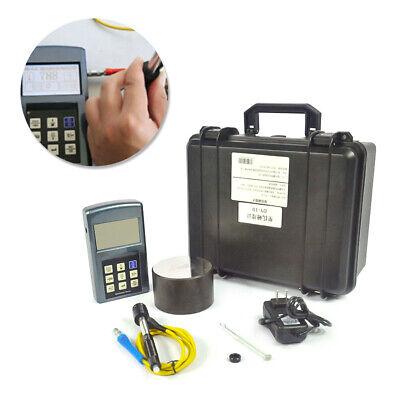 Leeb Hardness Tester Metal Hardness Meter D Impact Device With Calibration Block