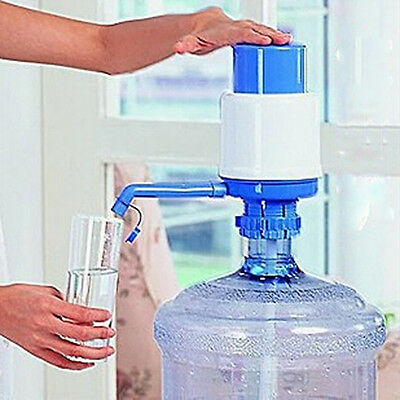 New Water Bottle Jug Hand Pump Dispenser ...