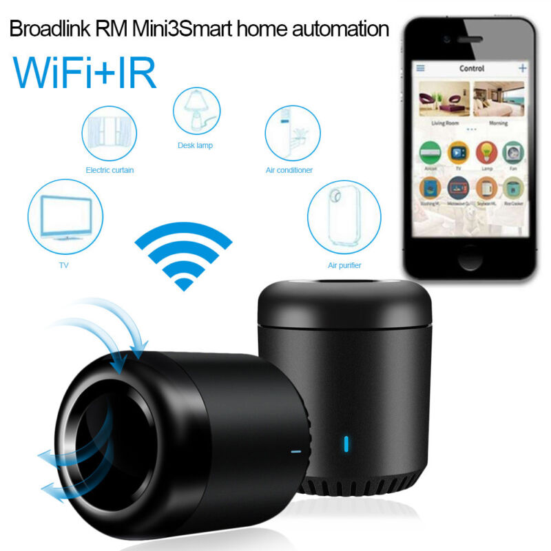 Broadlink Black Bean Wireless Smart Home WIFI Air