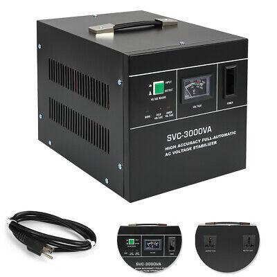 New Automatic Voltage Regulator Svc-3000va Automatic Voltage Stabilizer