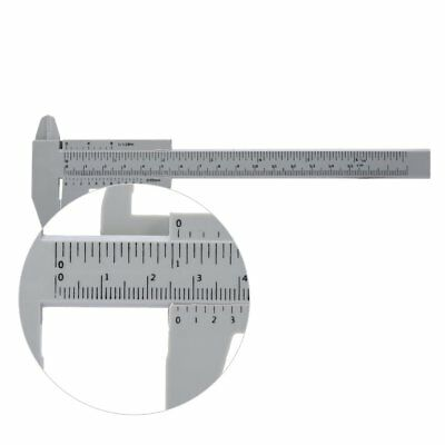 (Analog Electronic Gauge Stainless Steel Vernier 150mm 6inch Caliper Micrometer)