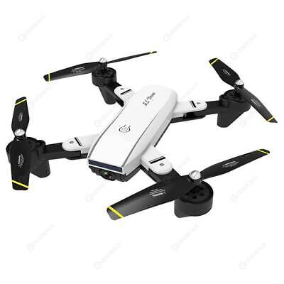 SG700 Drone Quadcopter, 2.0 Million Pixels, White, Smart Phone Control, Wi-Fi Co