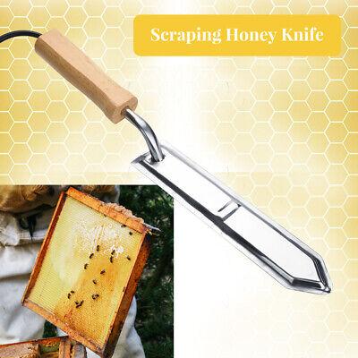 Electric Stainless Steel Scraping Honey Uncapping Knife Beekeeping Equipmen Tool