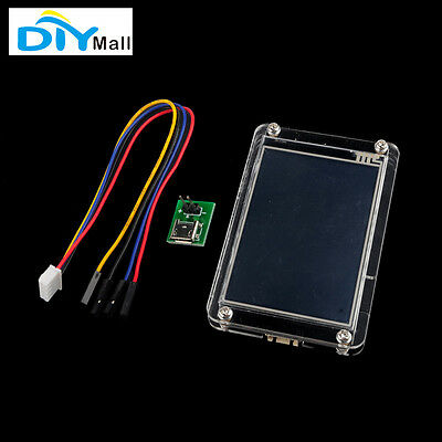3.5inch Nextion Enhanced Hmi Touch Display For Arduino Raspberry Piacrylic Case