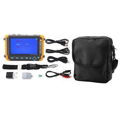 5inch Hd Cctv Tester Monitor Support 5mp Tviahd Cvi Camera Hdmivga Input